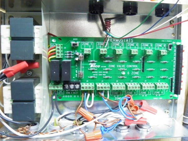 Uponor 511s & Taco Zone Control Wiring — Heating Help  The Wall