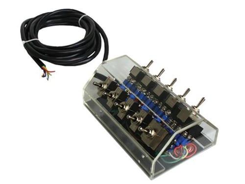 An Air Ride Switch Box Wiring