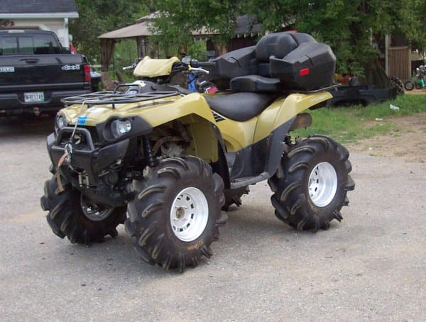 Brute Force 750 On 29 5s