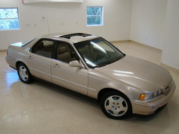 1995 Acura Legend Photos, Informations, Articles
