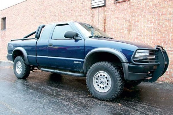 Diagram For 2001 S 10 Chevy