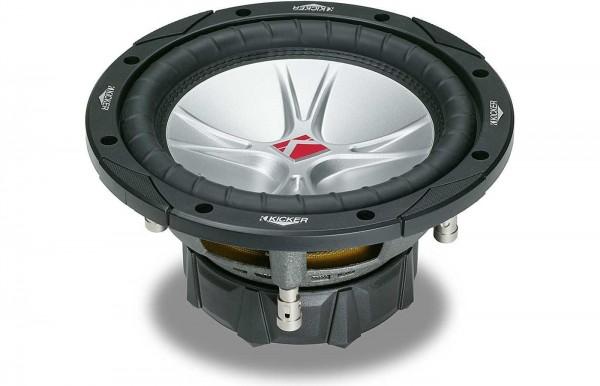 Kicker Cvr12d2 Car Audio Comp Cvr 12  Round Subwoofer