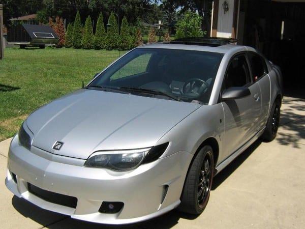 2004 Saturn Ion Redline For Sale