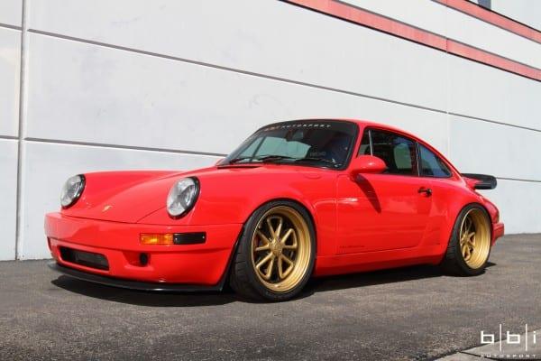 Bbi Autosport's  Project Nasty  1985 Porsche Carrera Feature