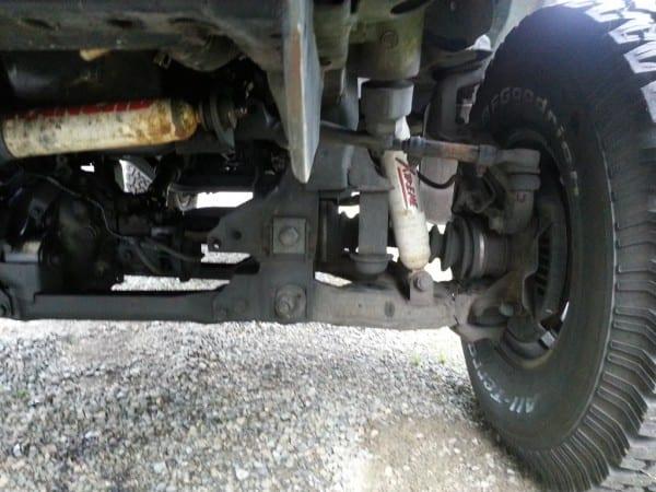 95 Toyota 4runner Steering Problems