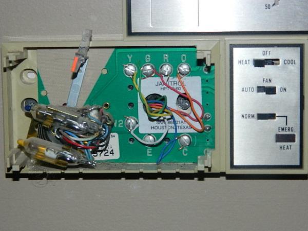 Janitrol Thermostat Wiring Diagram