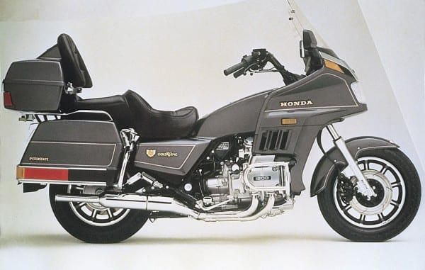 Honda Gold Wing Model History Guide