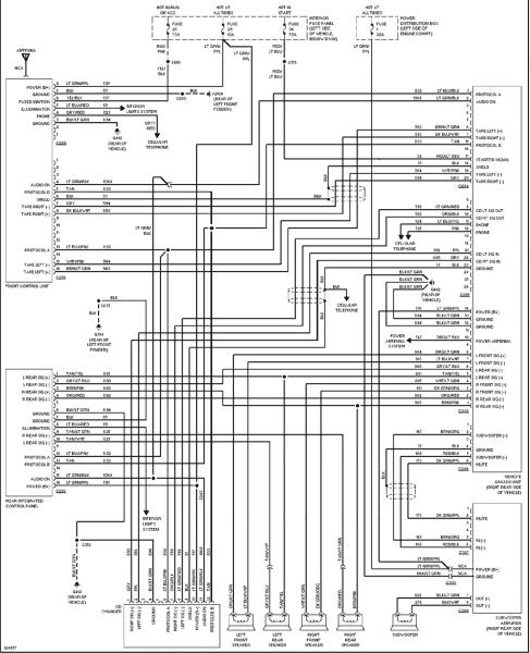 Wiring Diagram For 2002 Ford Explorer