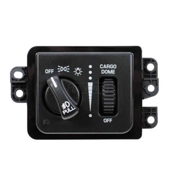 Headlight Fog Light Switch For Dodge Ram Pickup 1500 2500 3500
