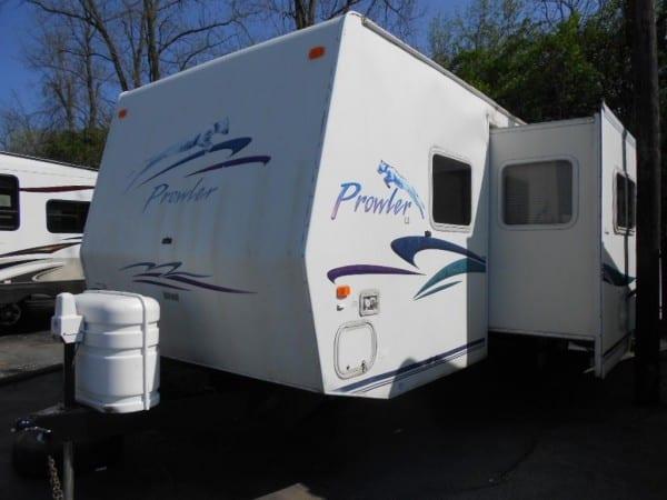 2000 Fleetwood Prowler 26h Travel Trailer Lexington, Ky Northside Rvs