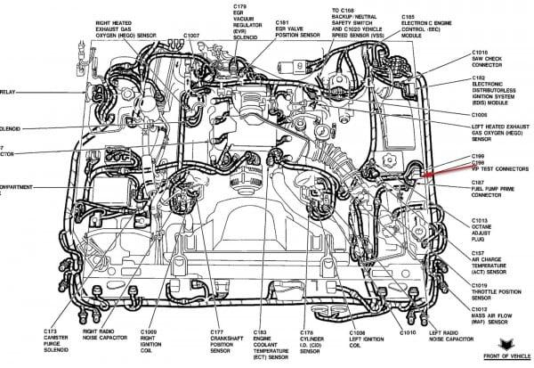 1997 Chevy Silverado Engine Diagram
