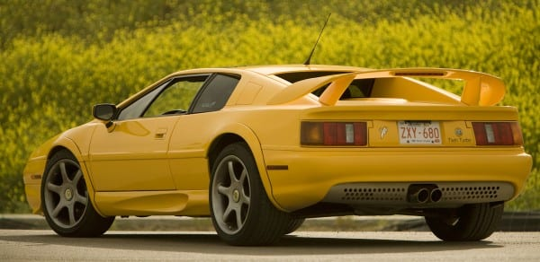 File 2000 Lotus Esprit V8 Twin Turbo Lightning Pearl Yellow Jpg