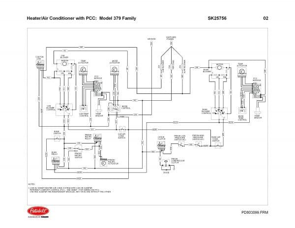 387 Peterbilt Ac Wire Diagram