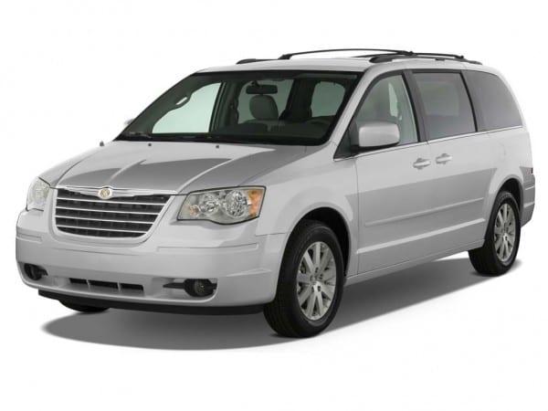 Chrysler Recalls Nearly 700,000 Minivans And Suvs