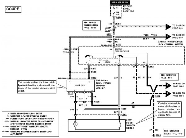 Engine Wiring Diagram For 95 Mustang Gt