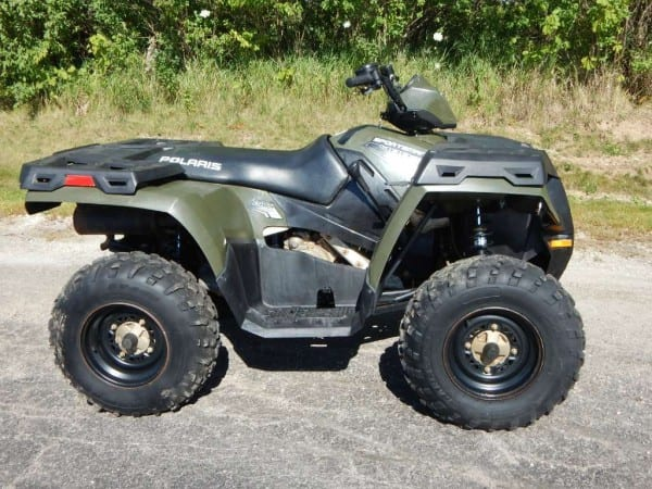 Page 199816 ,new Used 2012 Polaris Sportsman 400 H O , Polaris