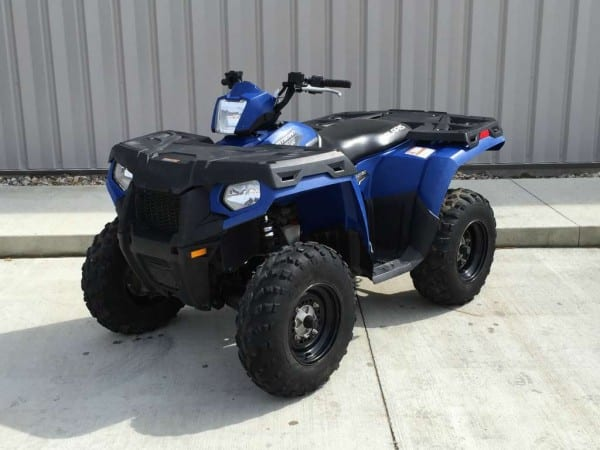 Page 199703 ,new Used 2012 Polaris Sportsman 400 H O , Polaris