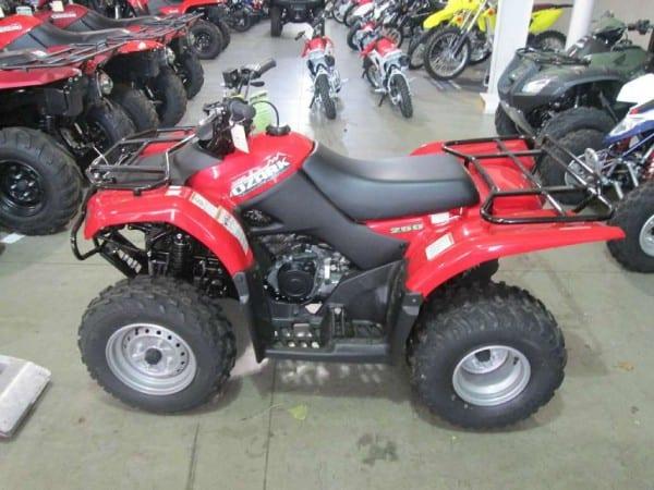 2003 Suzuki Ozark 250