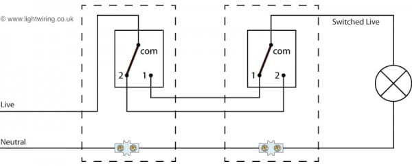 Two Way Wiring Diagrams