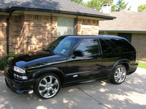 Texastechdad 2001 Chevrolet S10 Blazer Specs, Photos, Modification
