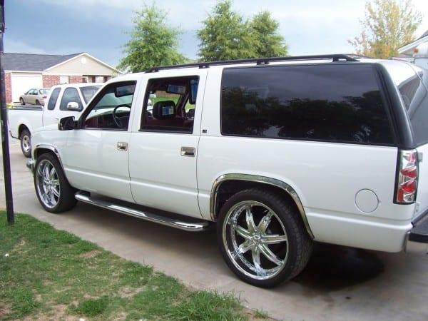 Chevy_boy479 1995 Chevrolet Suburban 1500 Specs, Photos