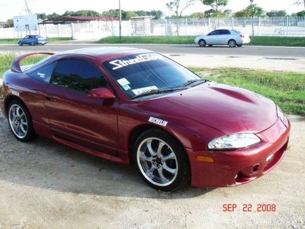 1997 Mitsubishi Eclipse  3
