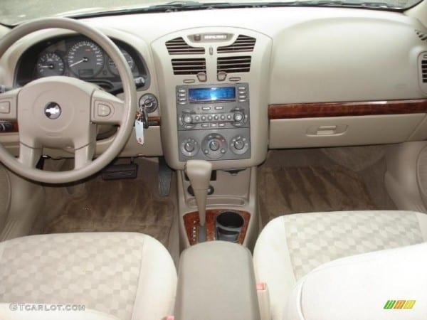 Neutral Interior 2004 Chevrolet Malibu Ls V6 Sedan Photo  39837591