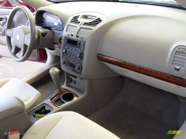 2004 Chevrolet Malibu Maxx Lt Wagon Interior Photo  40367485