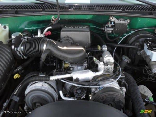 1999 Chevrolet Tahoe Lt 5 7 Liter Ohv 16