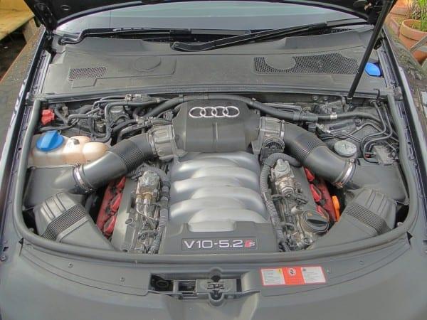 Audi S6 5 2l V10 Engine