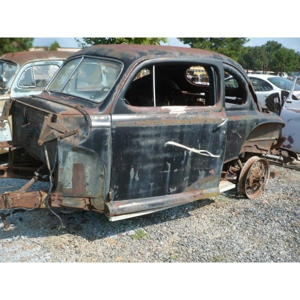47 Ford Coupe Parts