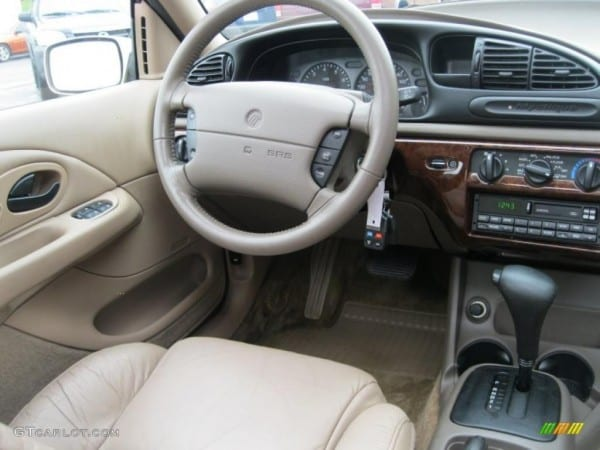 1999 Mercury Mystique Ls Interior Photo  49882658