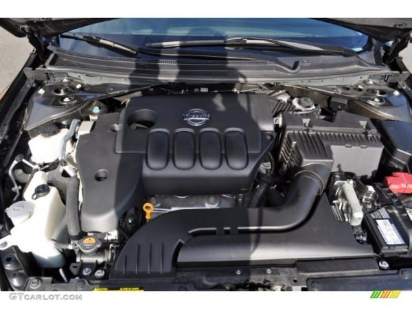 2009 Nissan Altima 2 5 S 2 5 Liter Gdi Dohc 16
