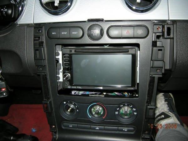 New Radio Install