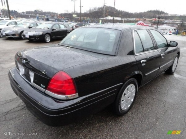 2010 Black Ford Crown Victoria Police Interceptor  56513974 Photo