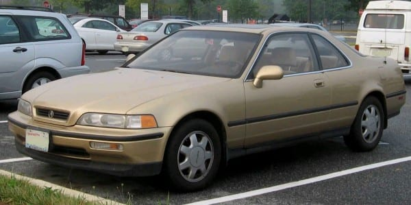 1991 Acura Legend Photos, Informations, Articles