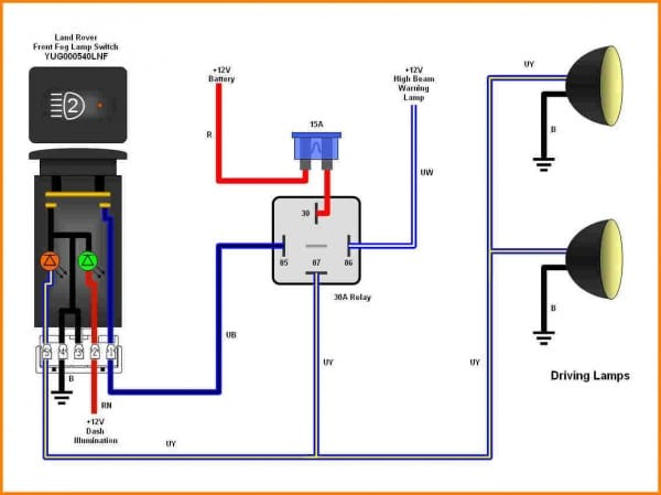 5 Pin Relay Schematic Wiring Diagram And Prong Roc Grp Org