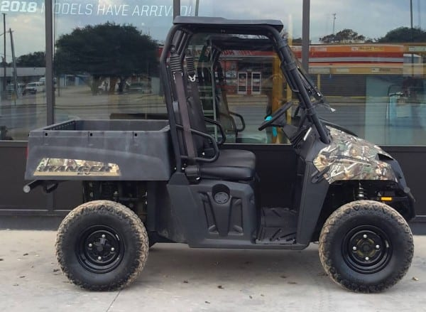 Used 2011 Polaris Ranger® Ev Utility Vehicles In Eastland, Tx