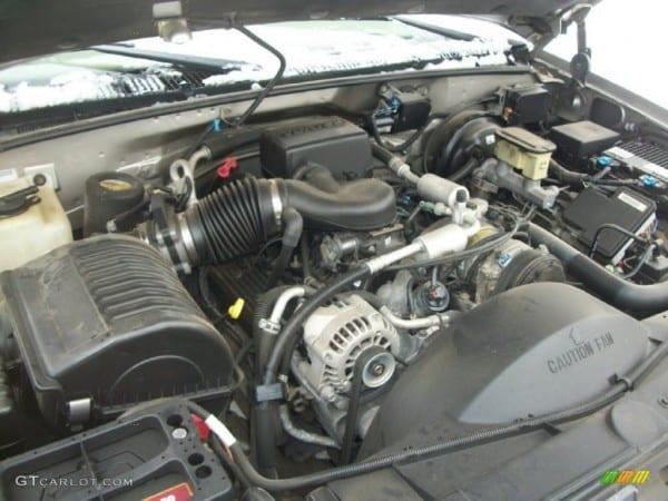 1999 Chevrolet Tahoe Ls 5 7 Liter Ohv 16
