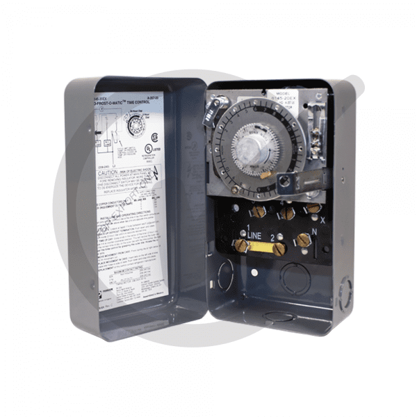 Paragon 8000 Series Defrost Timers – Everwell Parts Inc