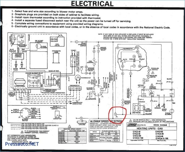 Ruud Wiring Diagrams