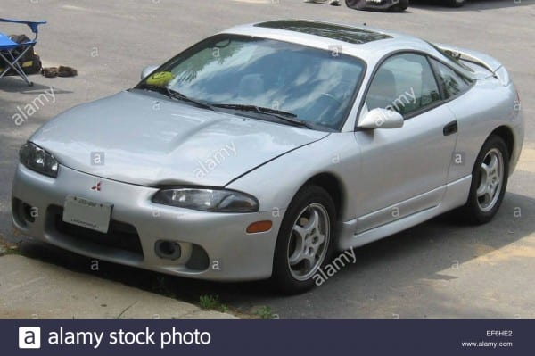 Mitsubishi Eclipse Stock Photos & Mitsubishi Eclipse Stock Images