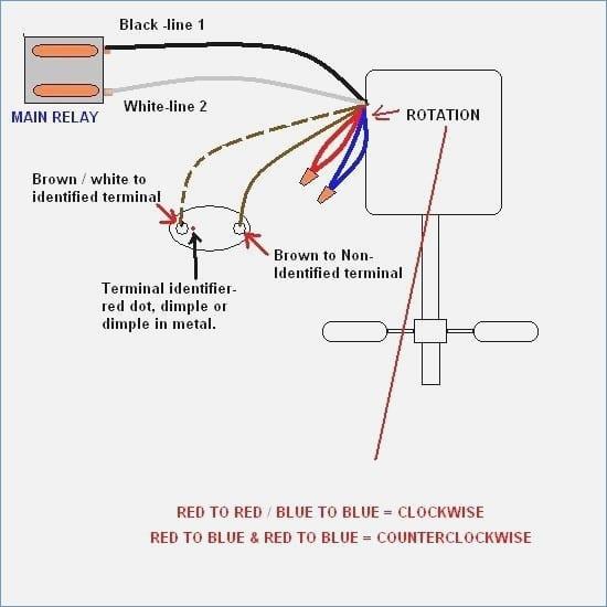 Wiring Ac Condenser Fan Motor