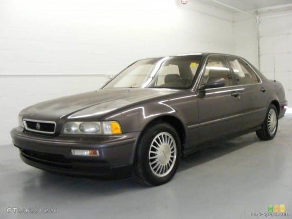 1995 Acura Legend Sedan Specifications, Pictures, Prices