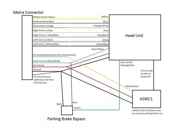 Alpine Ktp 445u Power Pack Wiring Diagram Best Of Hd Dump Me And