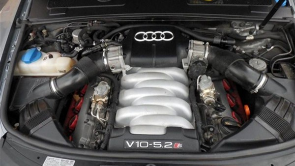 Why Buy A Ford Taurus When This Ridiculous V10 Audi S6 Is Way Less