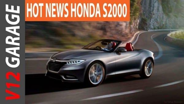 2018 Honda S2000 Forum
