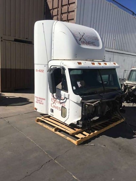 2007 Used Complete Day Cab For 07 Freightliner Columbia For Sale