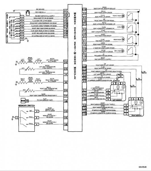 2005 Chrysler 300 Radio Wiring Diagram