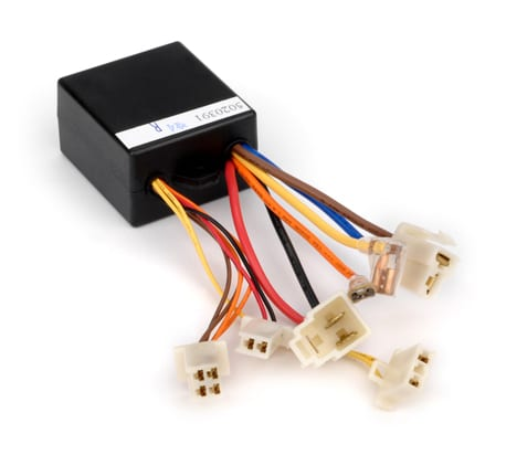 Control Module With 4